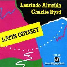 Latin Oddysey mp3 Album by Charlie Byrd & Laurindo Almeida