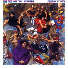 Freaky Styley mp3 Album by Red Hot Chili Peppers