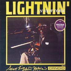 Lightnin' In New York mp3 Album by Lightnin' Hopkins