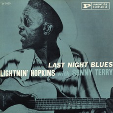 Last Night Blues mp3 Album by Lightnin' Hopkins