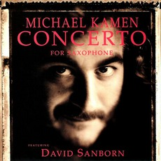 Concerto For Saxophone mp3 Live by Michael Kamen