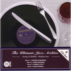 The Ultimate Jazz Archive, Set 25 mp3 Compilation by Various Artists
