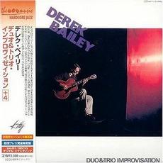 Duo & Trio Improvisations mp3 Album by Derek Bailey