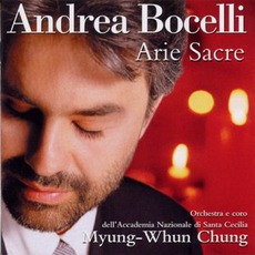 Arie Sacre mp3 Album by Andrea Bocelli
