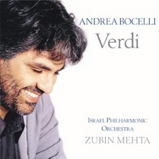 Verdi mp3 Album by Andrea Bocelli