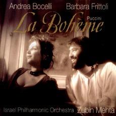Puccini: La Boheme mp3 Album by Bocelli, Frittoli, Gavanelli, Mei