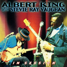 In Session mp3 Album by Albert King With Stevie Ray Vaughan