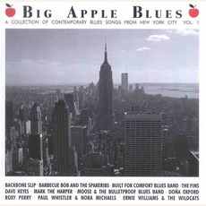 Big Apple Blues - New-York City by Various Artists