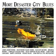 More Desaster City Blues - Los Angeles - California Vol. 2 by Various Artists