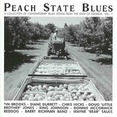 Peach State Blues - Georgia by Various Artists