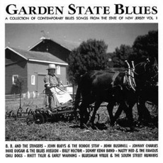 Garden State Blues - New Jersey Vol. 1 by Various Artists