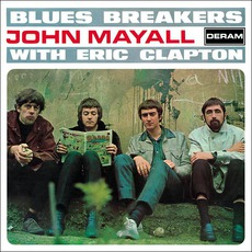 Blues Breakers With Eric Clapton mp3 Album by John Mayall & The Bluesbreakers