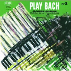 Play Bach No. 2 by Jacques Loussier
