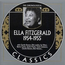 The Chronological Ella Fitzgerald: 1954-1955