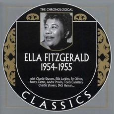 The Chronological Ella Fitzgerald: 1954-1955 by Ella Fitzgerald