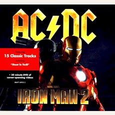Iron Man 2 mp3 Soundtrack by AC/DC