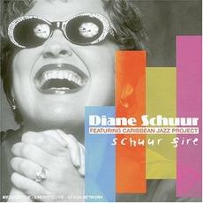 Schuur Fire mp3 Album by Diane Schuur