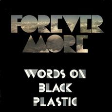 Words On Black Plastic