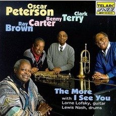 The More I See You by Oscar Peterson