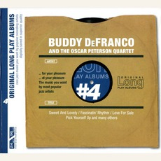 Buddy Defranco And The Oscar Peterson Quartet