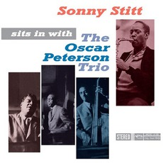 Sits In With The Oscar Peterson Trio mp3 Album by Sonny Stitt