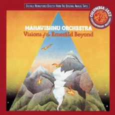 Visions Of The Emerald Beyond mp3 Album by Mahavishnu Orchestra
