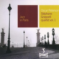 Jazz In Paris: Stéphane Grappelli Quartet, Volume 1
