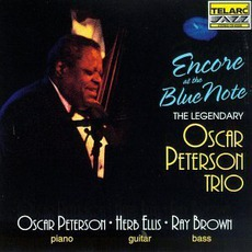 Encore At The Blue Note mp3 Live by The Oscar Peterson Trio