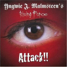 Attack!! mp3 Album by Yngwie J. Malmsteen's Rising Force