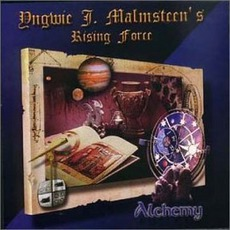 Alchemy mp3 Album by Yngwie J. Malmsteen's Rising Force