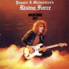 Marching Out mp3 Album by Yngwie J. Malmsteen's Rising Force