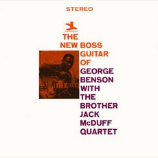 The New Boss Guitar Of George Benson mp3 Album by George Benson