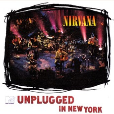 MTV Unplugged In New York [Original CD, EU] by Nirvana