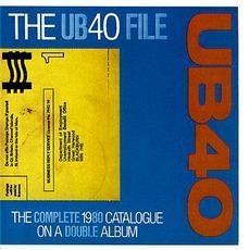 The Ub40 File mp3 Album by UB40