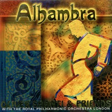 Alhambra mp3 Album by Oliver Shanti & Friends
