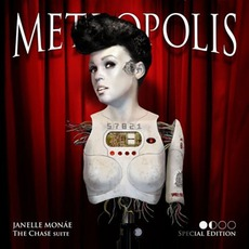 Metropolis: The Chase Suite by Janelle Monáe