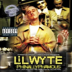 Phinally Phamous (Chopped & Screwed) mp3 Album by Lil Wyte