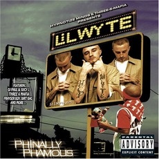 Phinally Phamous mp3 Album by Lil Wyte
