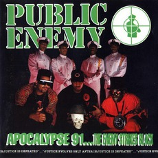 Apocalypse 91... The Enemy Strikes Black