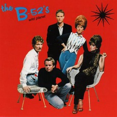 Wild Planet mp3 Album by The B-52s