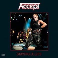 Staying A Life mp3 Live by Accept