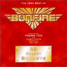29 Golden Bullets by Bonfire