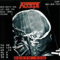 Death Row mp3 Album by Accept