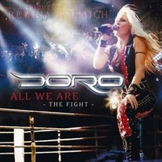 All We Are: The Fight mp3 Album by Doro