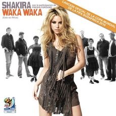 Waka Waka (Esto Es África) mp3 Single by Shakira