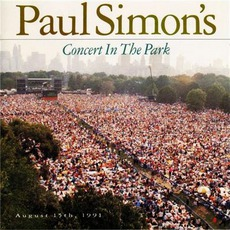 Concert In The Park mp3 Live by Paul Simon