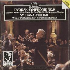Antonín Dvořák: Symphonie No. 9 / Bedřich Smetana: Moldau