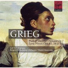 Grieg: Piano Concerto Sonata, Lyric Pieces