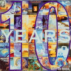 10 Years Sattva Music mp3 Compilation by Various Artists