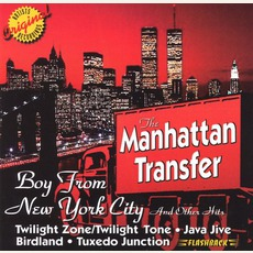 Boy From New York City And Other Hits. mp3 Artist Compilation by The Manhattan Transfer